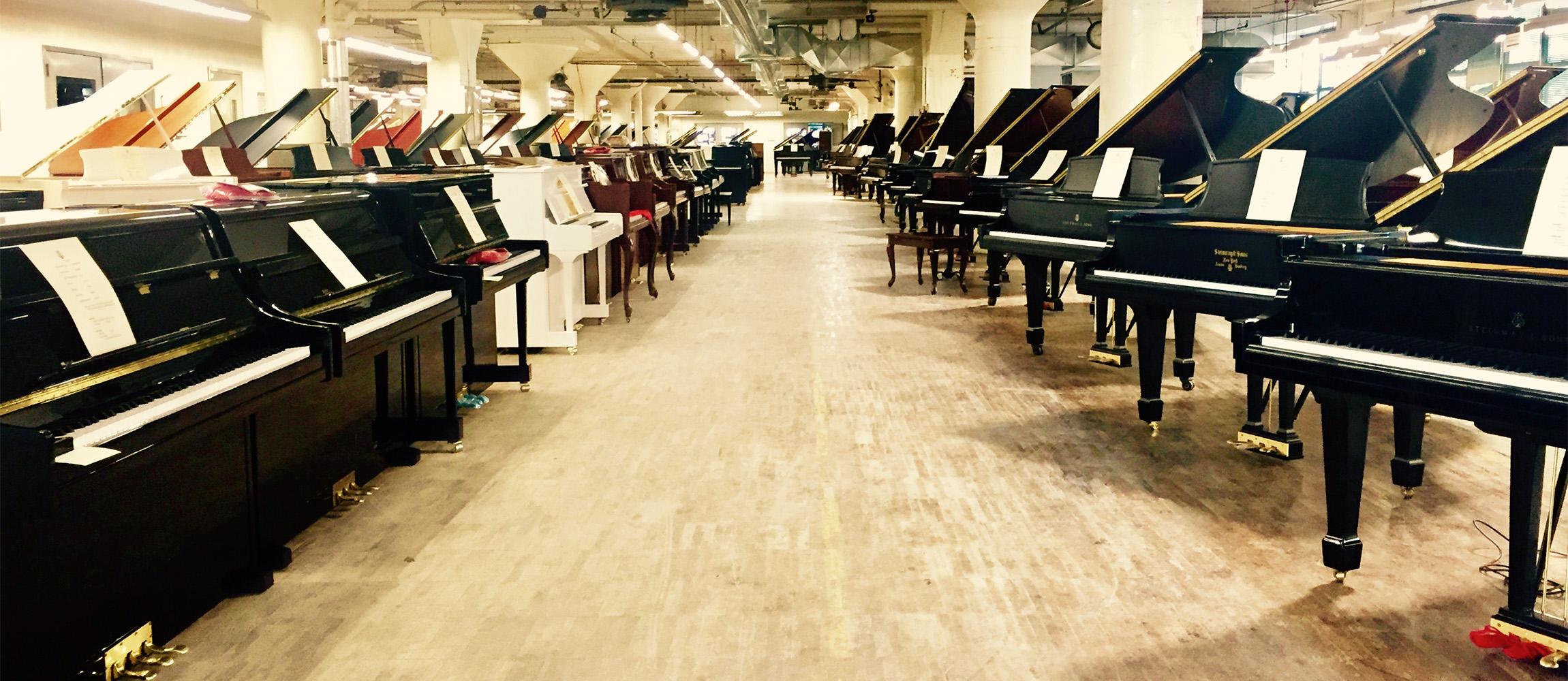施坦威 名厂钢琴大展销